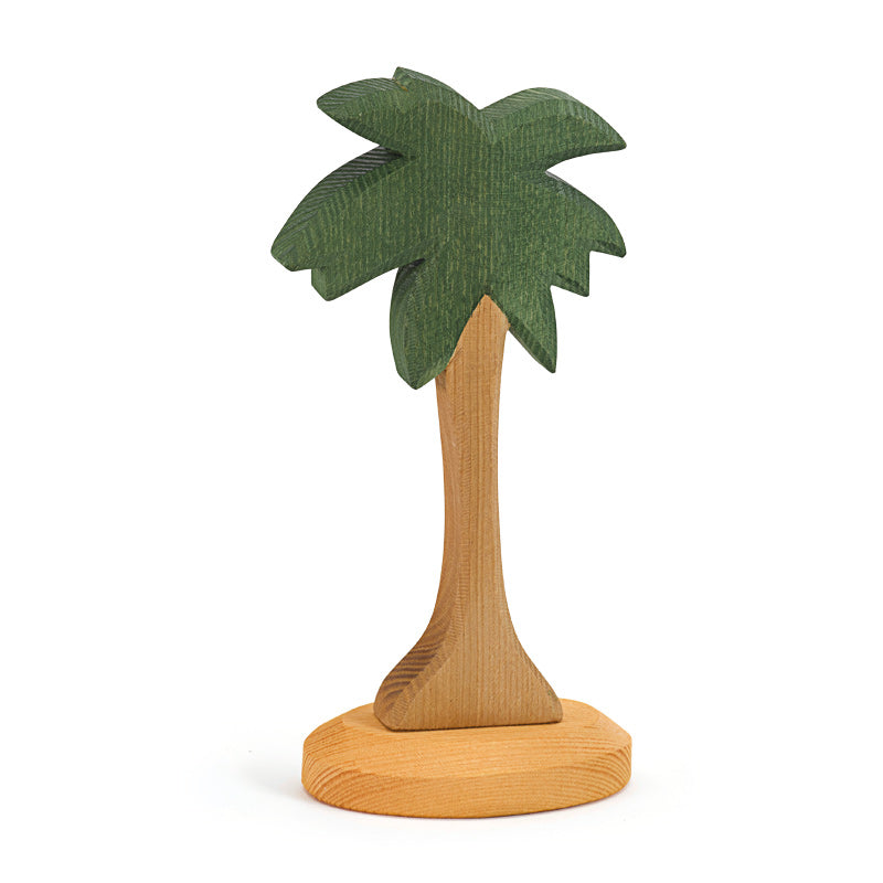 Palm Tree Wooden Toy