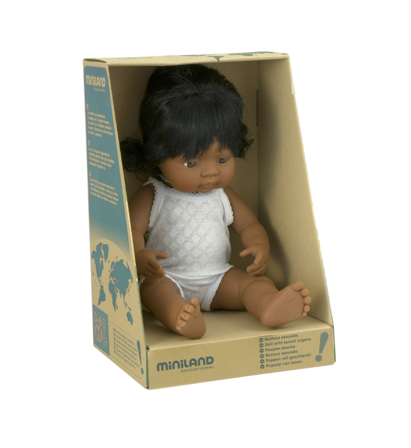 Large Latino American Girl Doll