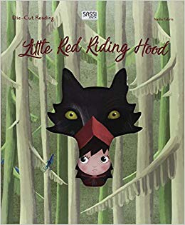 Little Red Riding Hood Die Cut Book