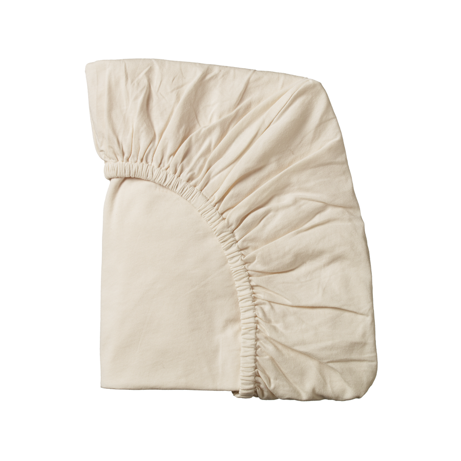 Nature Baby | Fitted Sheet Jersey Natural
