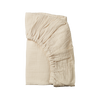 Nature Baby | Fitted Sheet Muslin Natural