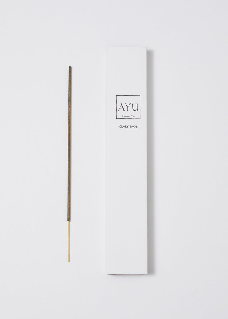 Ayu Clary Sage Incense