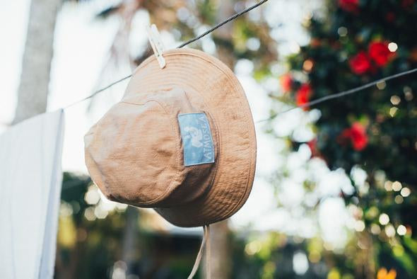 Atmosea | Hemp Bucket Surf Hat