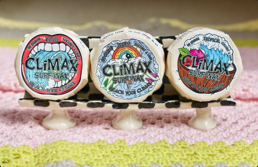 Climax Surf Wax