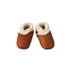 Lambskin Booties Cinnamon