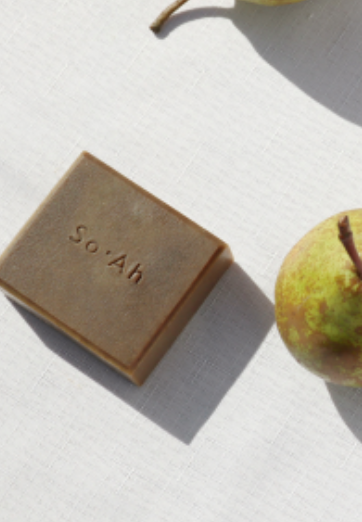 So.Ah Ancient Remedy Soap Bar