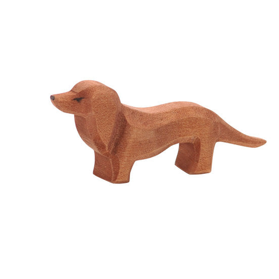 Dachshund Wooden Toy