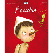 Pinocchio Die Cut Book