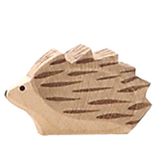 Hedgehog Wooden Toy