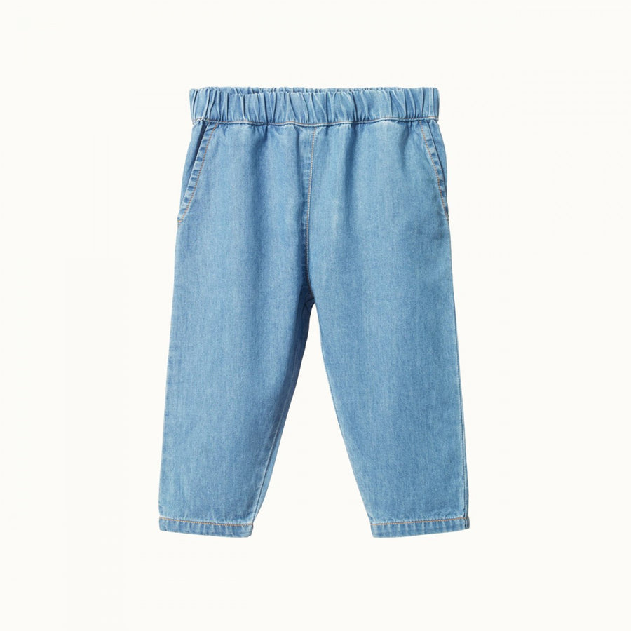 Nature Baby Chambray Sailor Pants