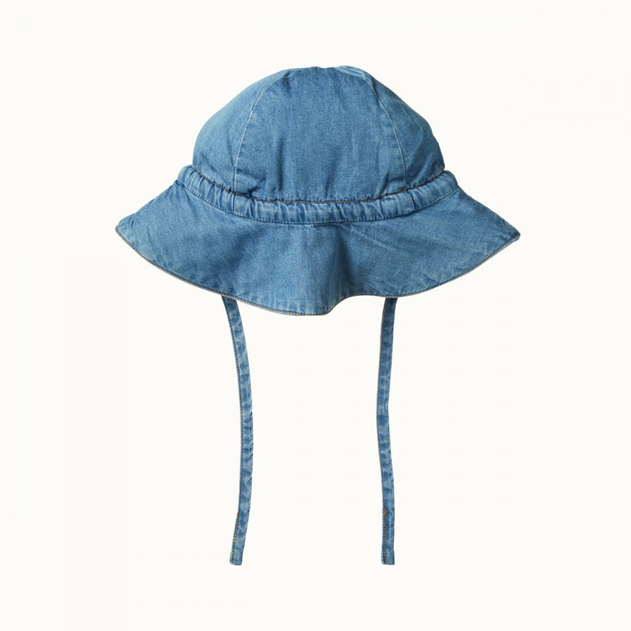 Nature Baby Sunhat Chambray