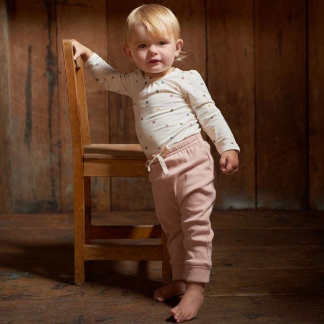 Nature Baby | Drawstring Pants Tulip