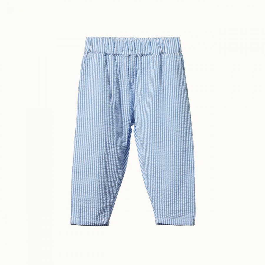 Nature Baby Sailor Pants Blue Stripe