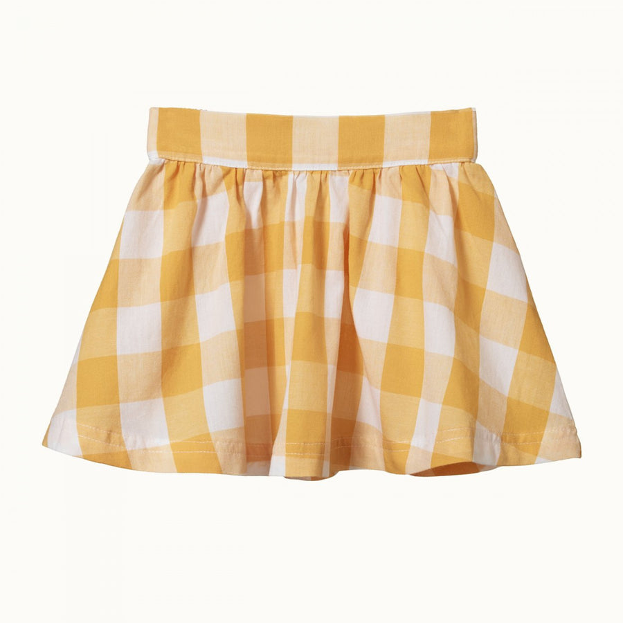 Nature Baby Millie Gingham Skirt