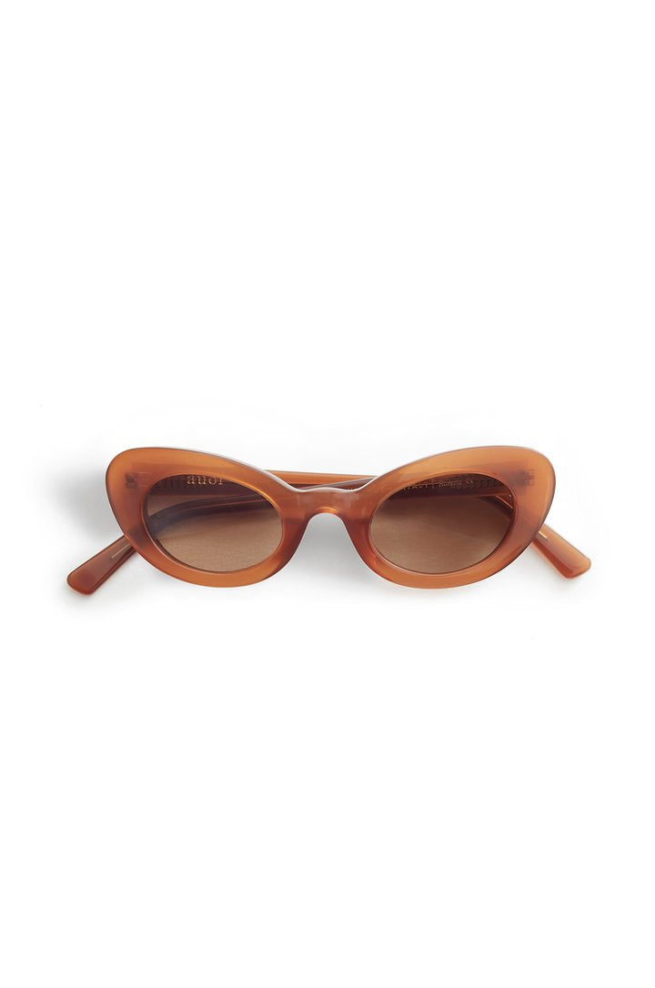 Auór | Rosetta Walnut Sunglasses