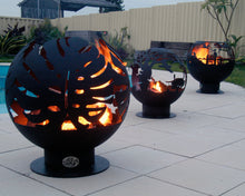 The Monstera Fire Pit Globe *out of stock*