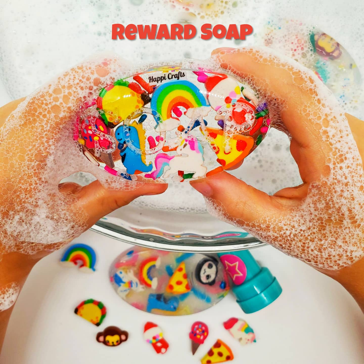 Reward Soap