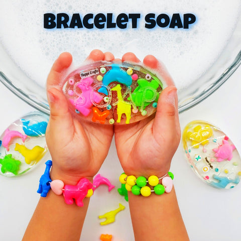 A Bar of Bracelet Soap