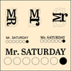 Mr. Saturday