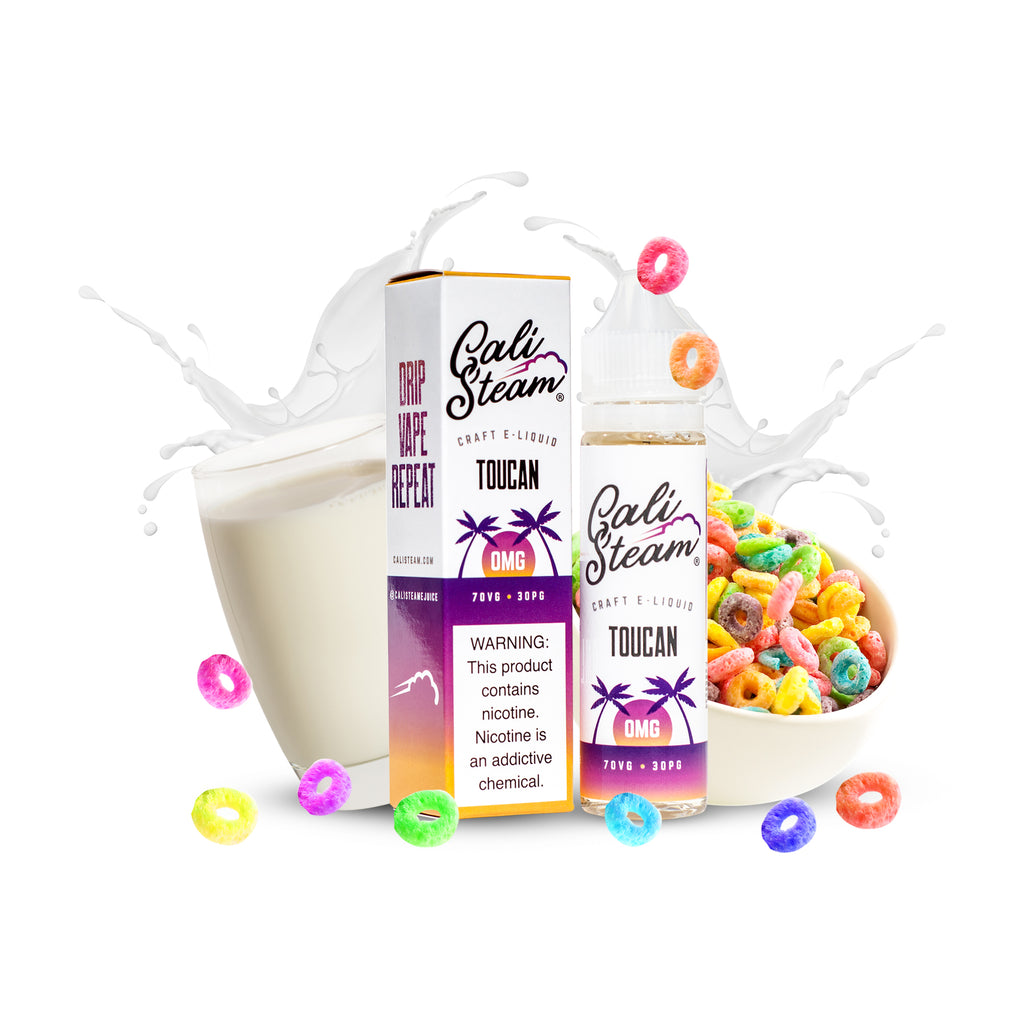 Vapor Store That Delivers the Best Cereal Vape Juice