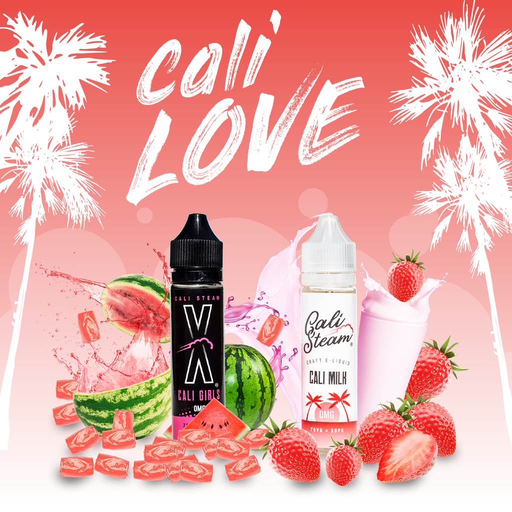 Cali Love - Cali Steam