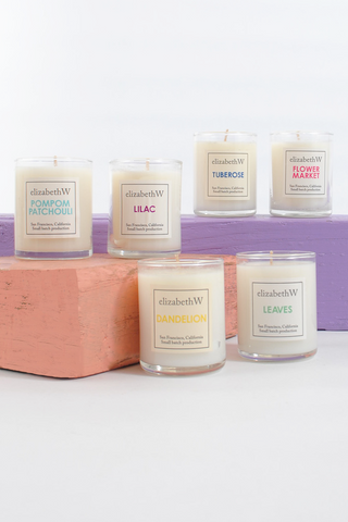 Scented Petite Candles
