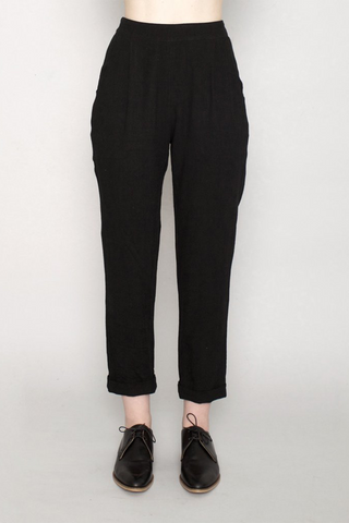 Relaxed Tapering Trouser