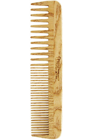 Large Combo Wooden Comb