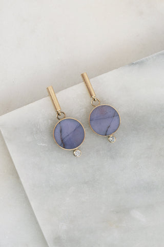 Solis Bar Earrings