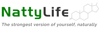 NattyLife - The strongest version of yourself, naturally - Logo