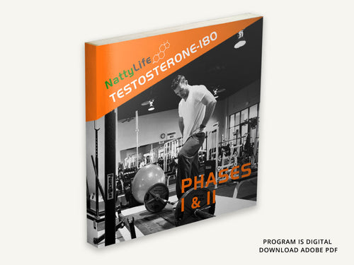 Cover page of the Testosterone-180: Phases I & II Program