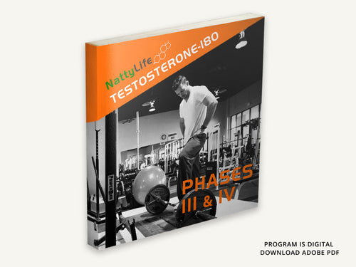 Cover of Testosterone-180: Phases III & IV Program