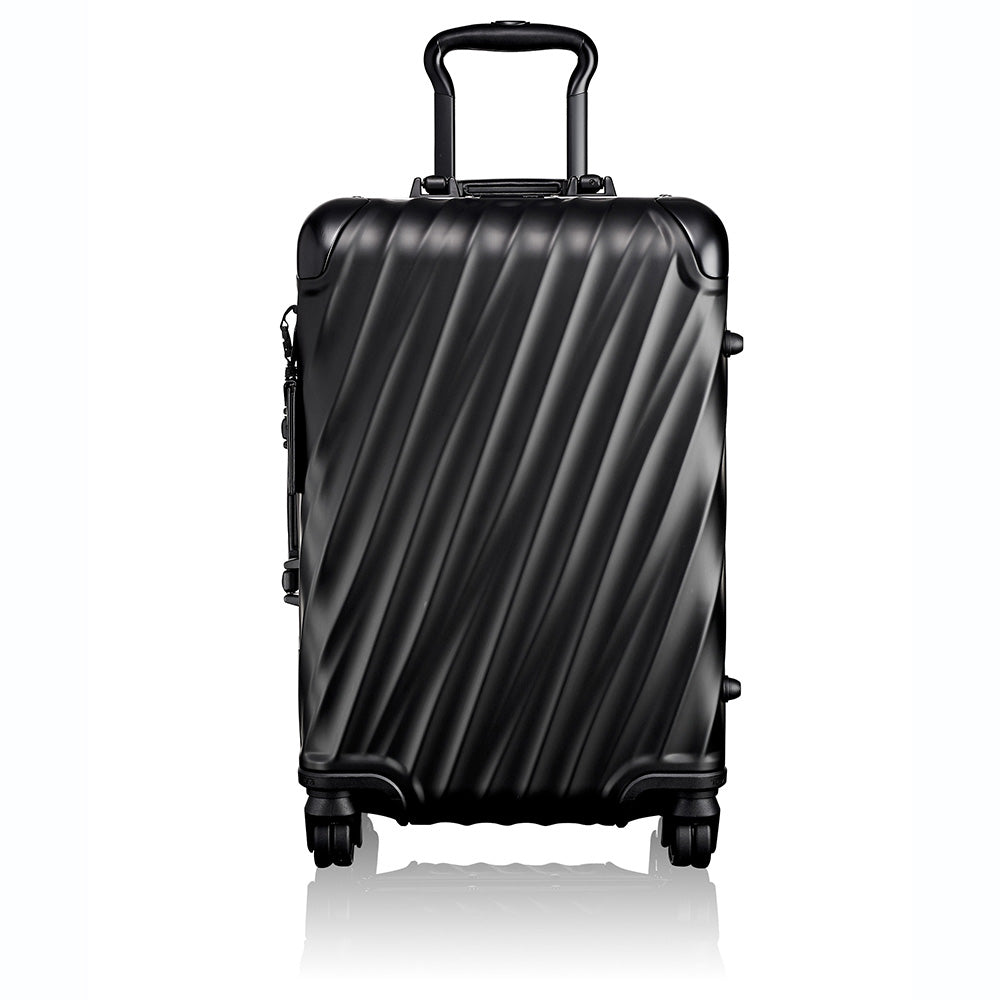 9 Degree International Carry on in Matte Black Product