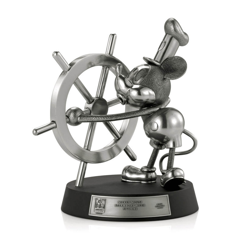 Limited Edition Mickey Mouse Steamboat Willie Figurine