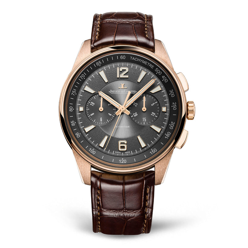 Polaris Chronograph Pink Gold
