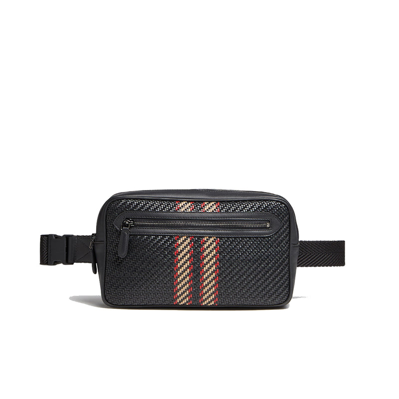 Pelle Tessuta™ Mini Crossbody