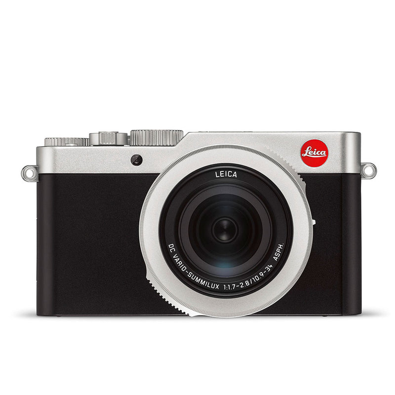 Leica D-Lux 7, Silver Anodixed