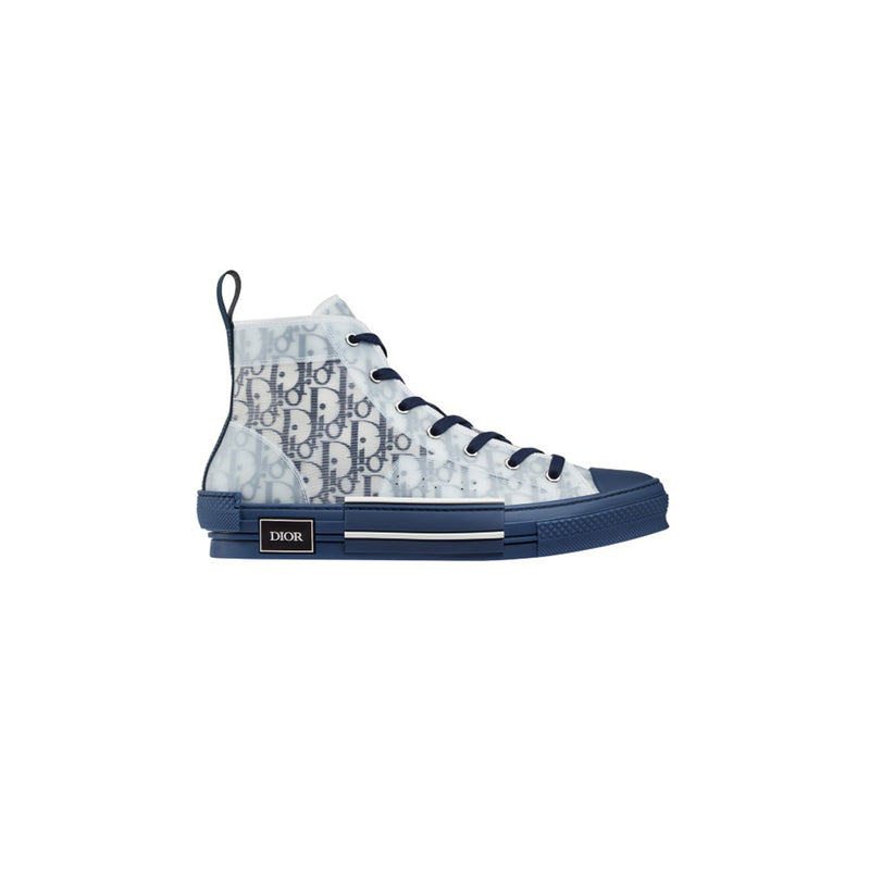 B23 High Top Oblique Sneakers