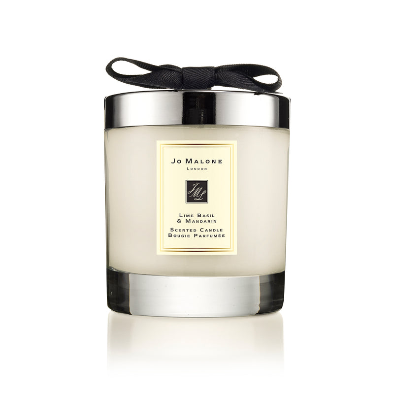 Lime Basil Mandarin Home Candle, 200g