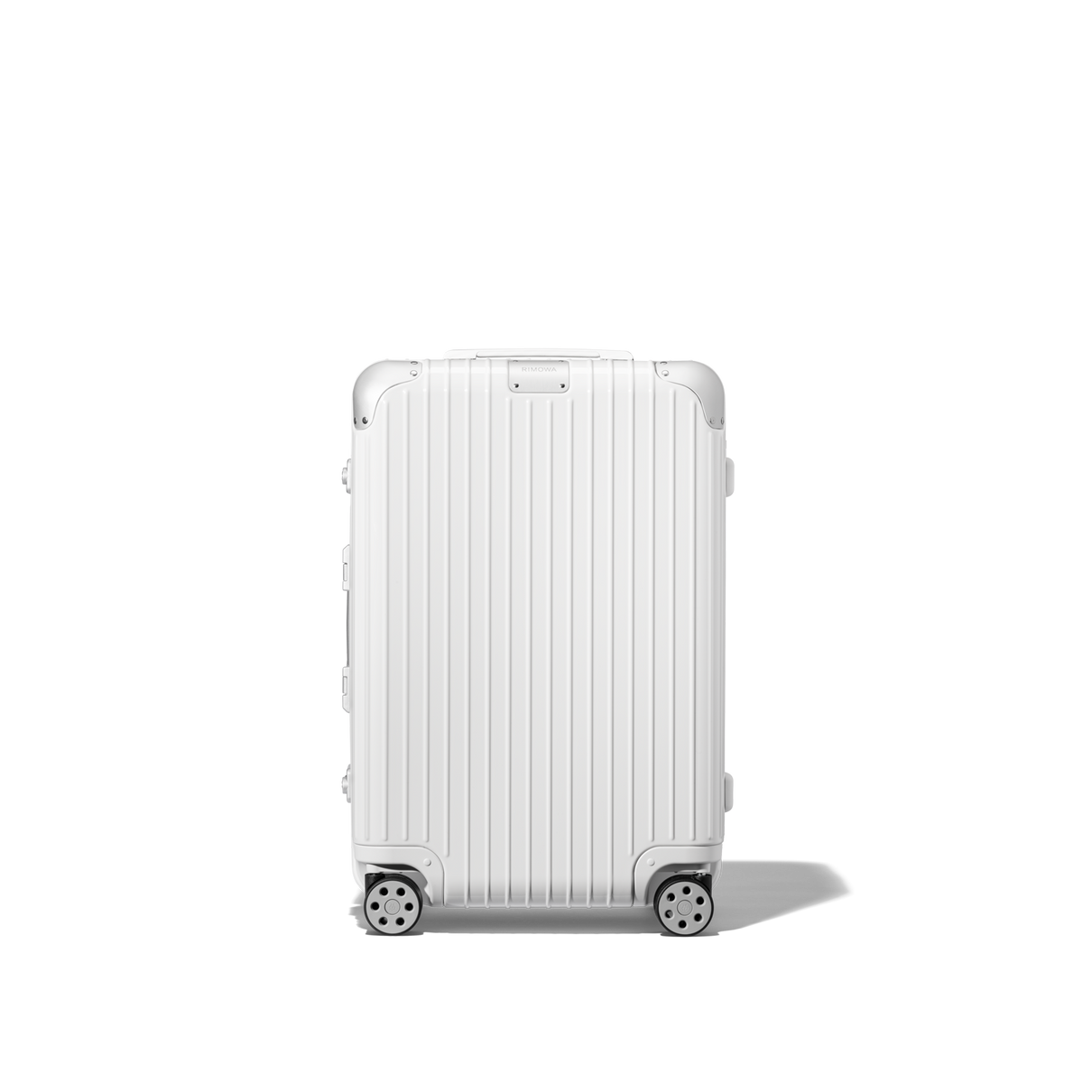 RIMOWA Hybrid Check-in M in White Gloss