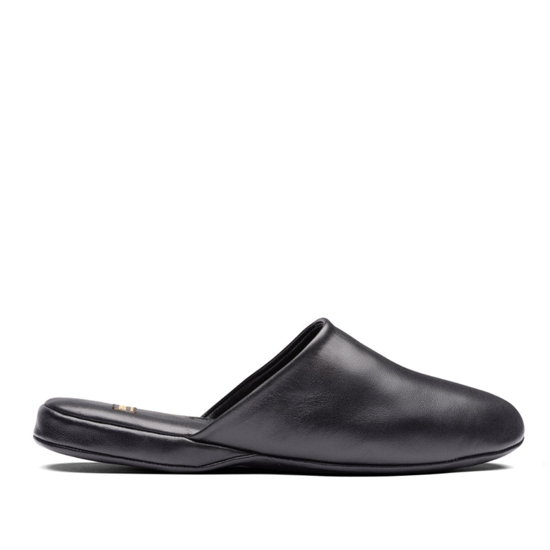 Arran 03 Nappa Leather Slippers