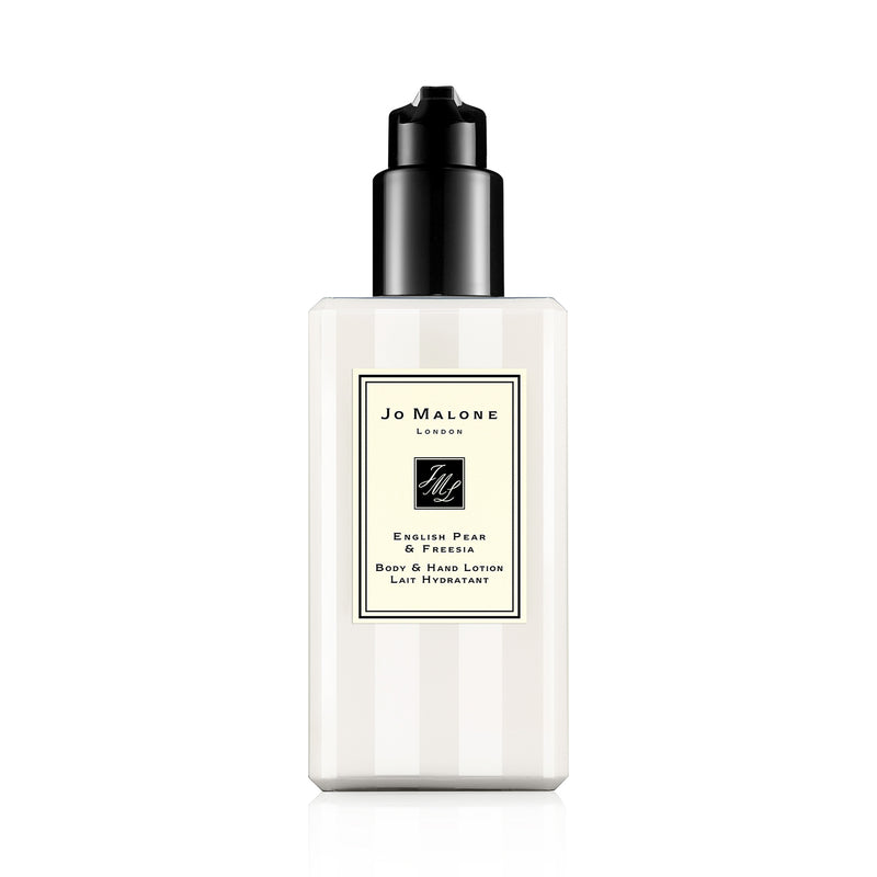 English Pear & Freesia Body & Hand Lotion, 250ml