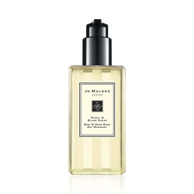 Peony & Blush Suede Body & Hand Wash 250ml