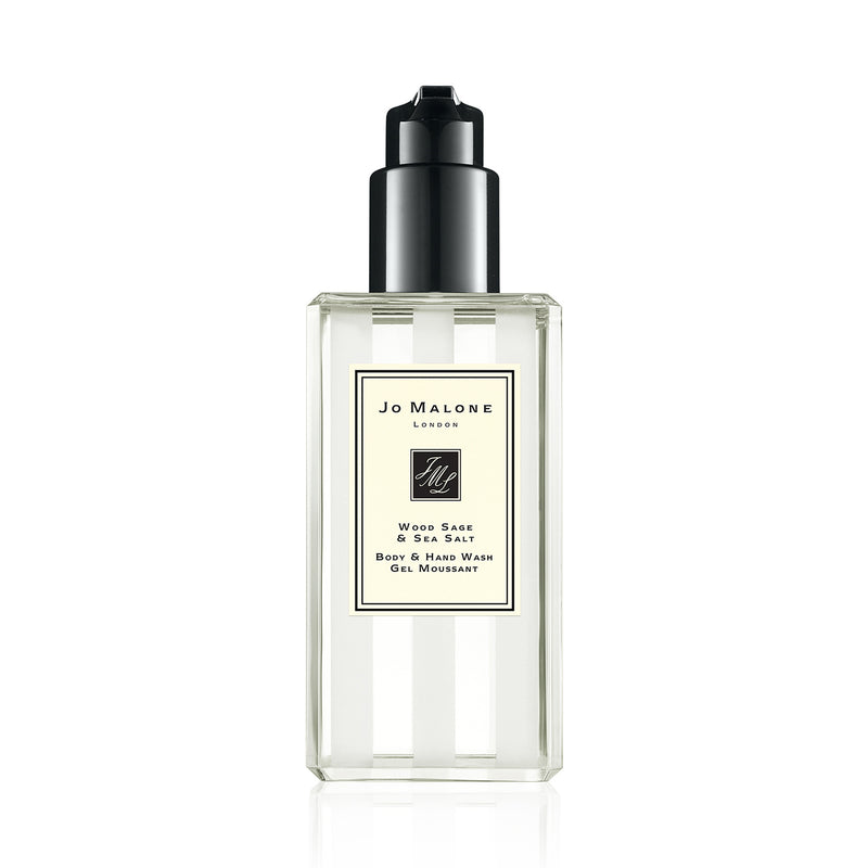 Wood Sage & Sea Salt Body & Hand Wash, 250ml