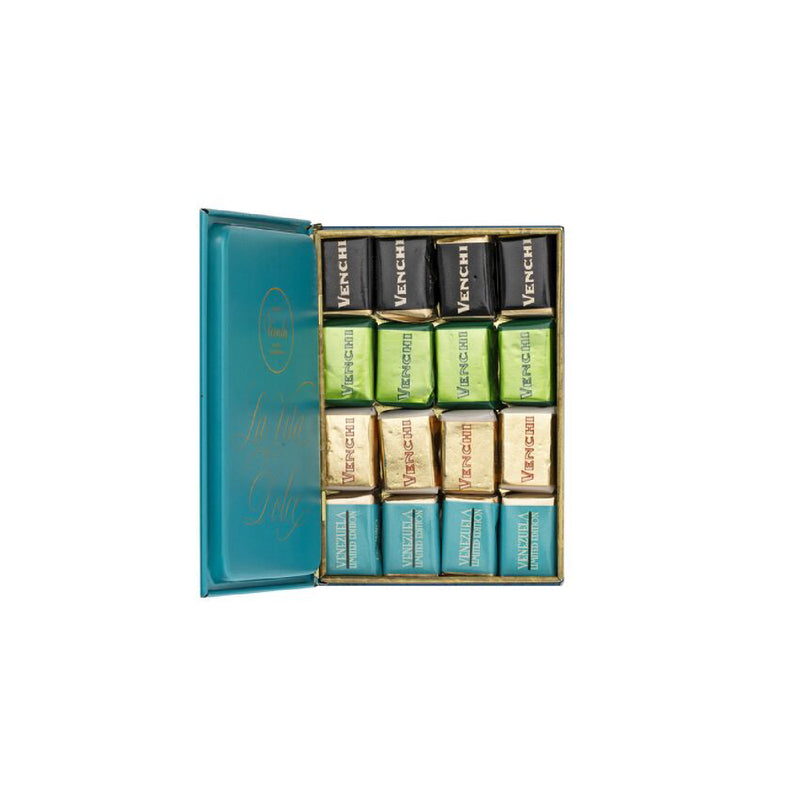 Assorted 16 pcs Cremini Metal Mini Book