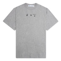 BLUE MARKER S/S OVER TEE