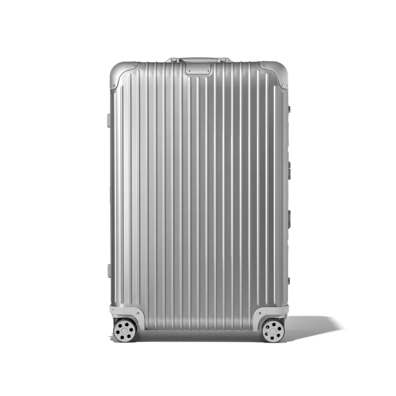 RIMOWA Original Check-In L in Silver