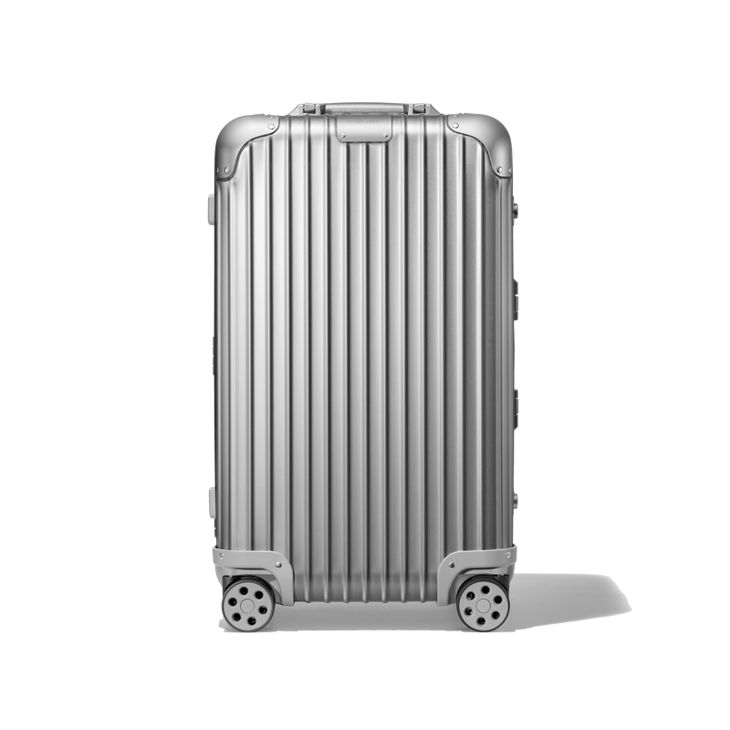 RIMOWA Original Trunk S in Silver