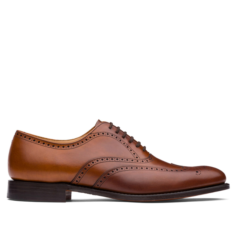 Berlin Nevada Leather Oxford Brogue