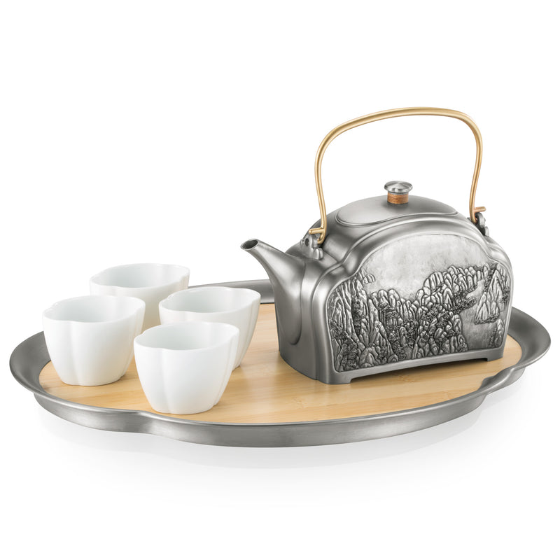 Tea Set Cloud, Tranquility